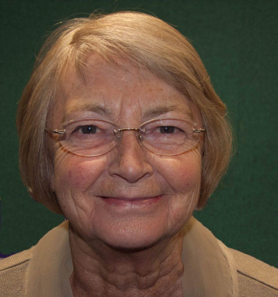 Councillor Pat Holder